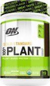 Pot van Optimum Nutrition met Gold Standard 100% Plant Protein, Smaak Vanilla, 684 Gram (19 Shakes)